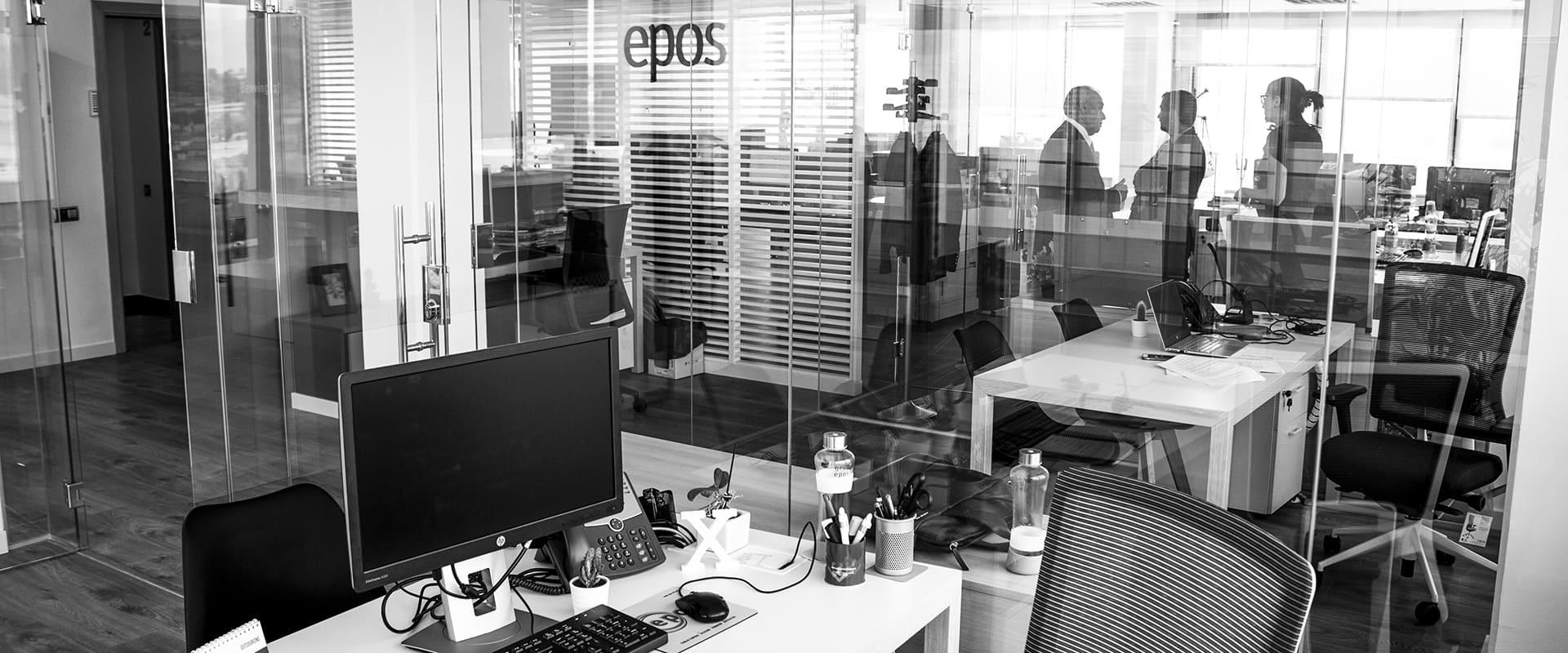 Lee más sobre el artículo Epos Spain mejora sus oficinas
