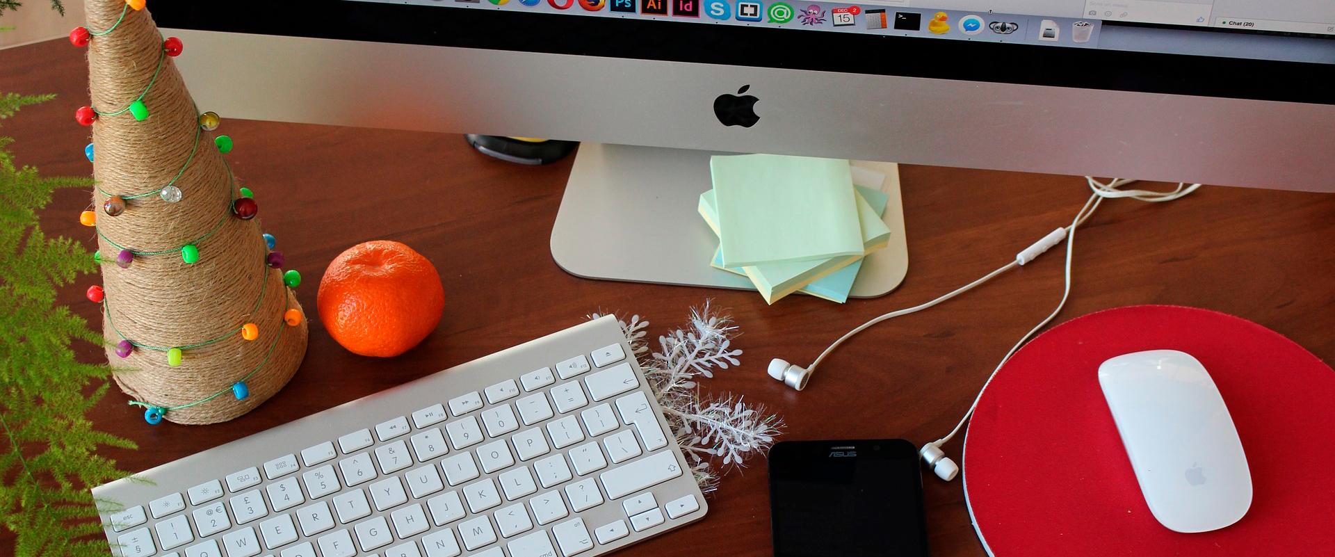 navidad en la empresa