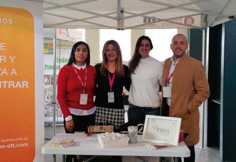 Networking relacional en la Feria de Empleo de Sabadell