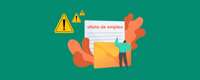 En este momento estás viendo 5 tips para evitar ofertas de empleo falsas