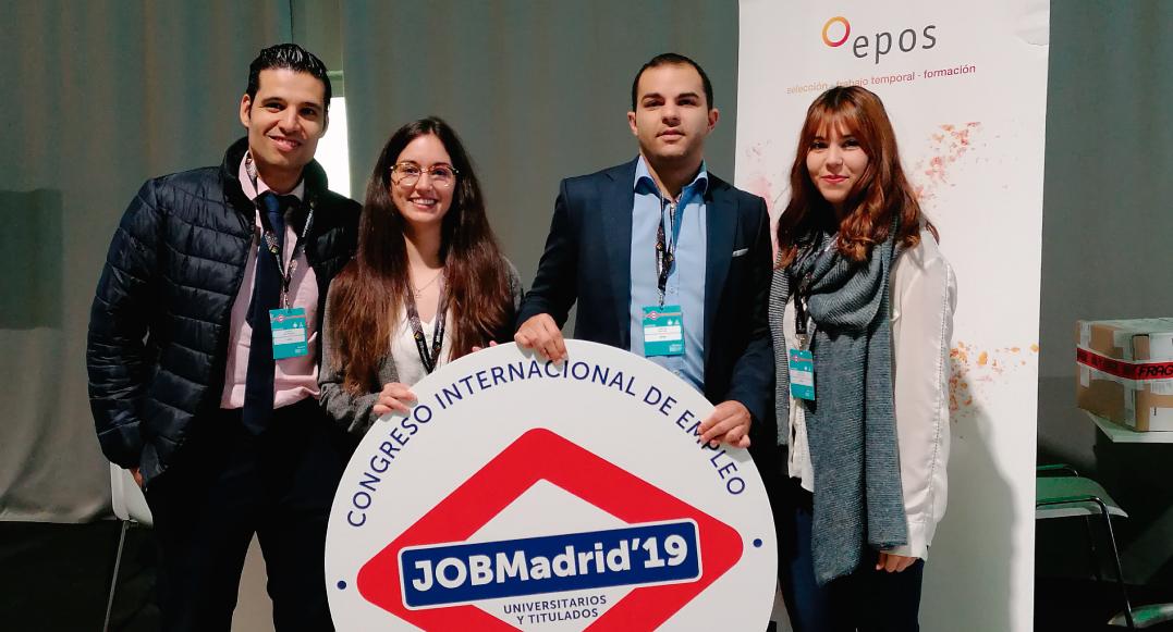 Lee más sobre el artículo Job Madrid 2019: talento y oportunidades