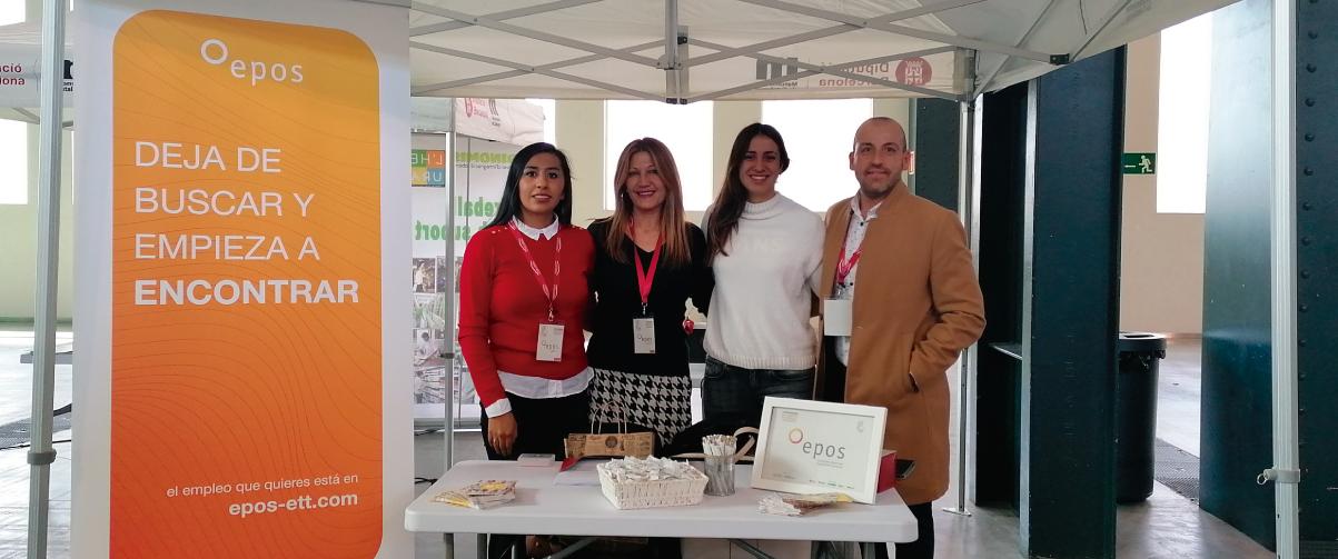 Lee más sobre el artículo Networking relacional en la Feria de Empleo de Sabadell